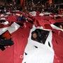 KOREAの抗議デモ…