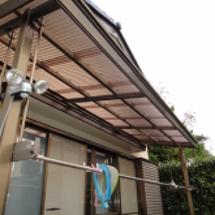 成田市 テラス屋根 …