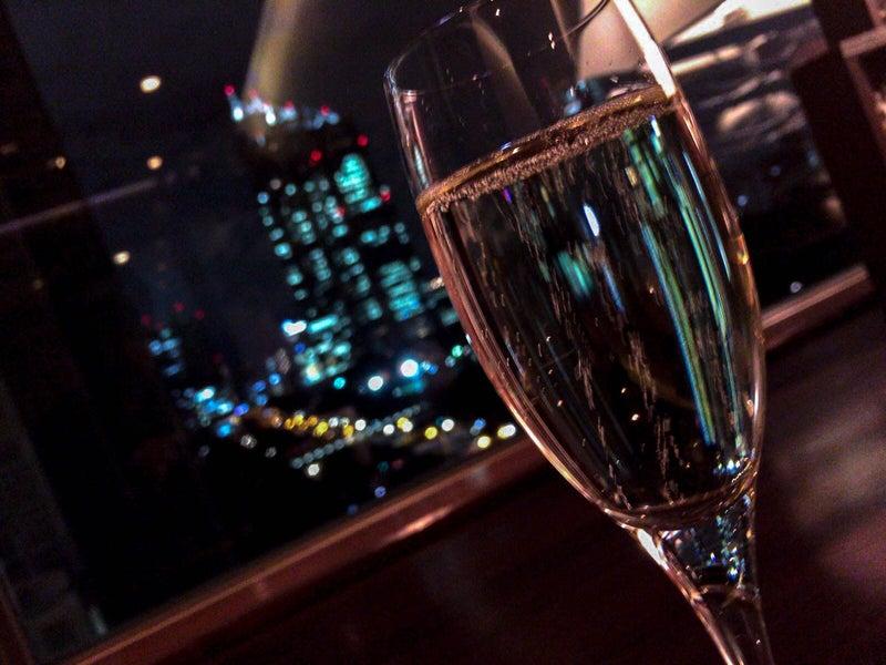 Hyatt Regebcy Tokyo cacktail time 201611 1