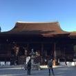 三井寺で山本園さんの…