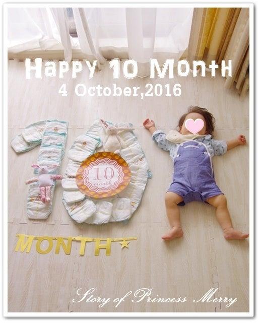 happy10month1