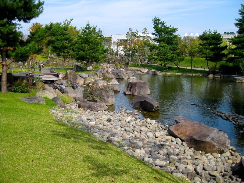 20161023 Futako Tamagawa Park 6