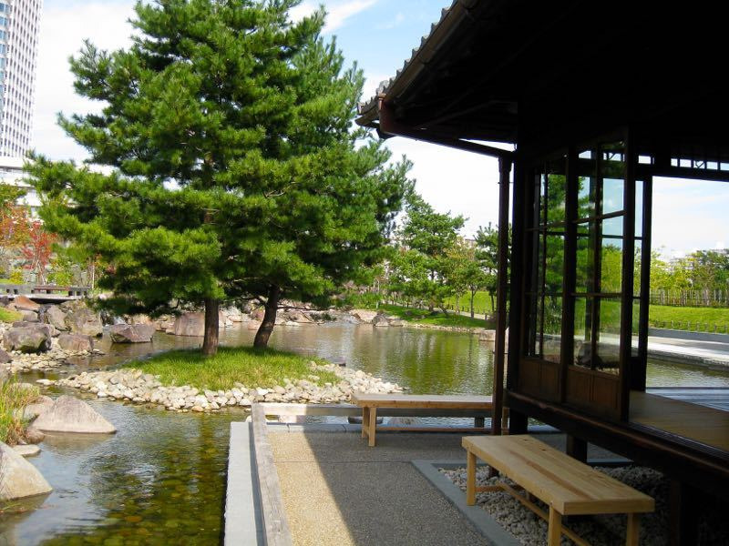 20161023 Futako Tamagawa Park 7