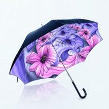オリジナル傘プリント…