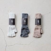 CINQ手袋