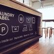 洗濯表示の取材