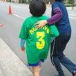 初挑戦!娘とマラソン…