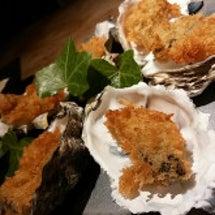 牡蠣な創作料理×日本…