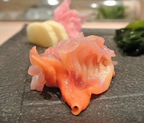 銀座すし処きたむら 閖上の赤貝