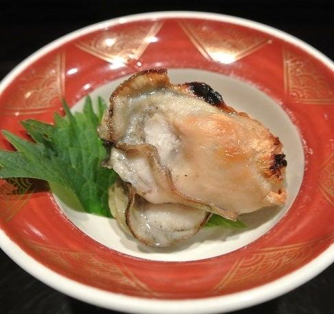 銀座すし処きたむら 厚岸の牡蠣
