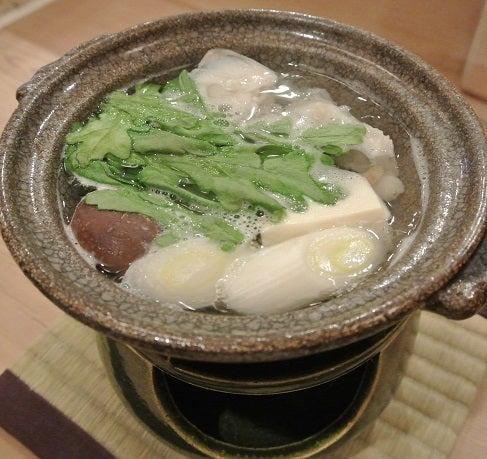 赤坂津やま 臼杵のフグ小鍋