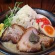 カニ味噌山賊麺延長