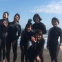 女性だけのサーフィン…