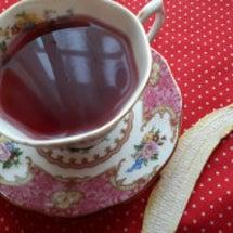 幸せなお茶の時間