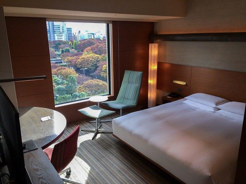 Hyatt Regency Tokyo 201611  2