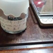 コーヒーの練香