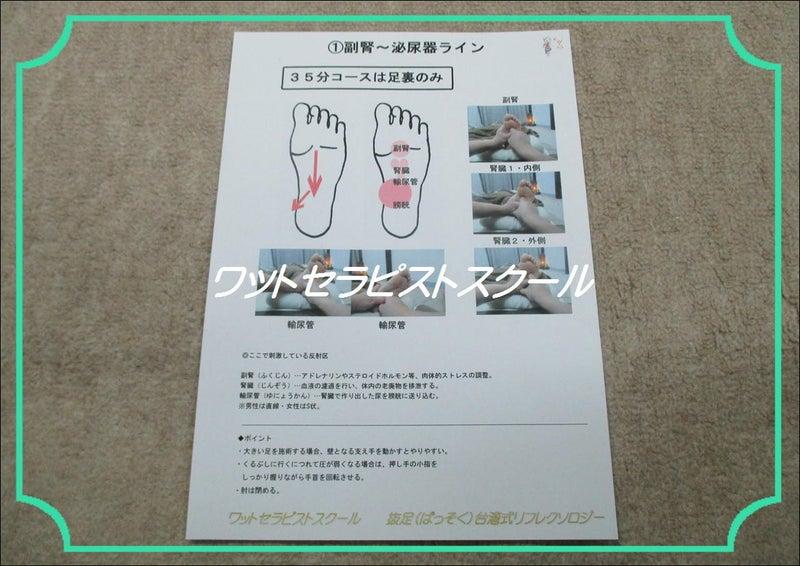 台湾式足つぼ教科書リニューアル!2017年最新版☆4