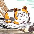 新しいキャラクター猫…