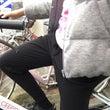 月曜日は自転車でレッ…