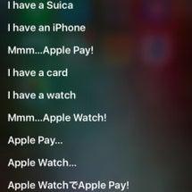 Siri…
