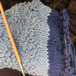 編み物日記④