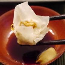 ★ 鶏かきハス焼売