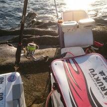 昨日の釣り