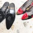 lady's、お靴だ…