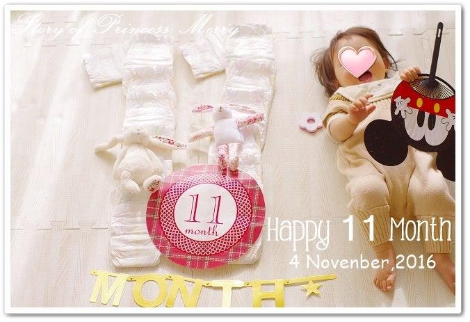 happy11month1