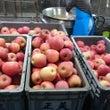 リンゴジュース作り