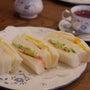 神戸で味わうサンドイ…