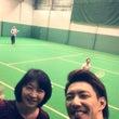 田中美佐子さんテニス…