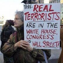 本当のテロリストがい…