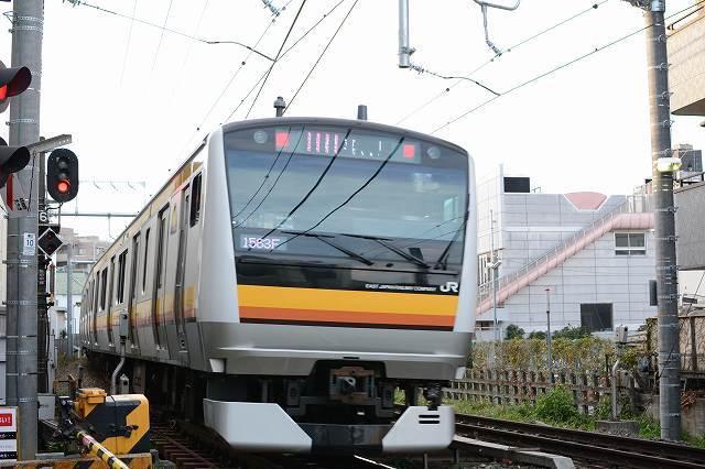 南武線E233-8000