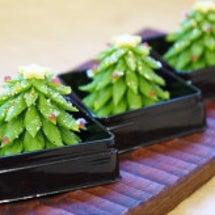 12月の上生菓子「ク…