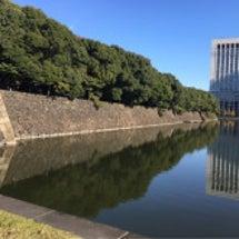 久しぶりに東京ど真ん…