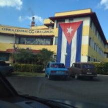 キューバから帰国
