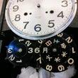 ゼンマイの時計 分解