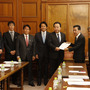 熊本県野党4党で震災…