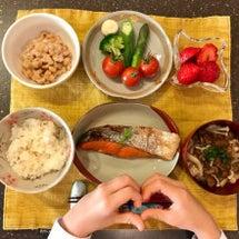 今朝の和朝食
