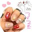 New nail〜✩