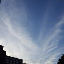 空と雲と浮かんだ言葉