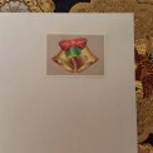 今年のクリスマス切手…