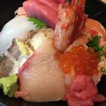 新鮮(^○^)海鮮丼