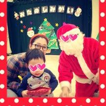 初サンタさん