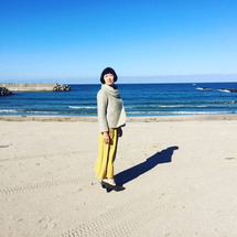 日本海、携帯。。
