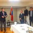 モンゴル大使館懇親会