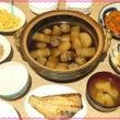 昨日の夕食&お昼ご飯…