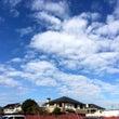 空と雲とお日様