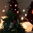 クリスマスのアレンジ…